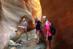 Camping & Hiking Tours, Specializing in Utah's Zion & Arches National Parks