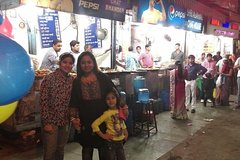 Agra local walking tour