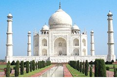 Private Day Trip to Agra from Delhi Including a Visit to the Taj Mahal and Agra Fort