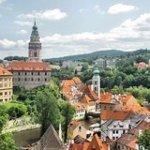 Cesky Krumlov Bohemia Private One-way Transfer to Salzburg from Prague via Cesky Krumlov 8740P59