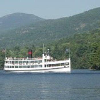 Lake George New York Lake George Steamboat Paradise Bay Cruise 9270P4