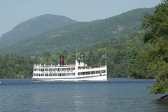 Lake George Steamboat Paradise Bay Cruise