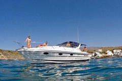 Luxury Motor boat sunset cruise
