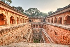 Mehrauli Archeological Park- Antiquity meets Tranquility!!