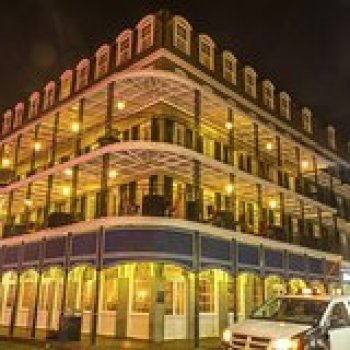 New Orleans Louisiana Private True Crime Walking Tour in New Orleans French Quarter 7957P3