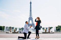 Professional photoshoot as the best souvenir of Paris