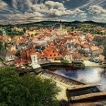 Cesky Krumlov Bohemia Day Trip to Cesky Krumlov from Prague by Private Transfer 30117P3