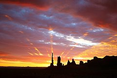 Monument Valley Sunrise or Sunset Tour