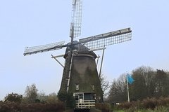 Holland Water & Countryside Tour by Minivan