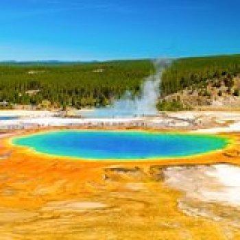 Salt Lake County UT Exclusive Yellowstone, Grand Teton & Salt Lake City Tour From Salt Lake City 103133P15