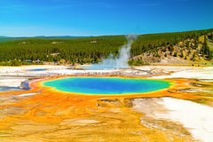 Exclusive Yellowstone, Grand Teton & Salt Lake City Tour From Salt Lake City