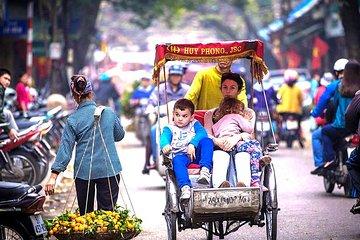 Full-day Private Hanoi City Tour