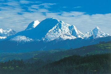 4 Day Huascaran National Park from Lima