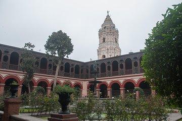 Sanctuaries of Lima Half-Day Tour