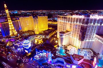 Two-day Los Angeles & Las Vegas Private Tour