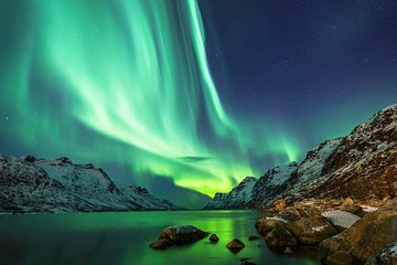 Classic Northern Lights Tour from Reykjavik with Live Guide and Touch-Screen Audio Guide