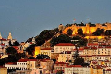City Tour de meio dia pelo Bairro do Castelo de São Jorge e por Alfama