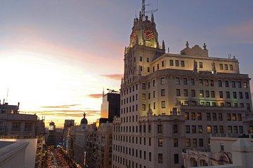 Madrid Rooftop Views Bike Tour