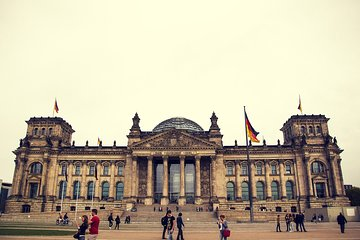 Coffee & Cake at the Reichstag in Berlin and 48Hour Hop-on Hop-off City Tour