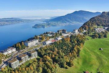 Lucerne and Bürgenstock Day Trip from Zurich