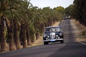 Private Barossa Valley Winery Tour by Classic 1962 Daimler from the Barossa Valley