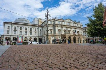 Private tour of Teatro alla Scala and Church of San Fedele