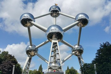 Private Full Day Tour to Brussels from Amsterdam incl. entrance to Atomium