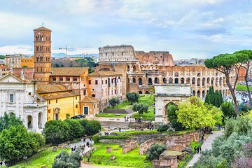 Colosseum, Palatine Hill and Roman Forum Guided Tour / Skip the Line Tickets