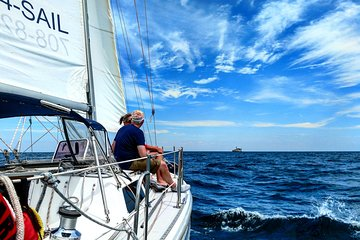 Private Lake Michigan Sailing Charter and Sightseeing Tour of Chicago