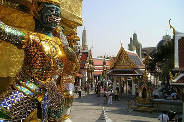 Bangkok Welcome Tour: Private Tour with a Local