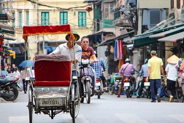 Full-Day Hanoi City Tour with Private Guide & Car