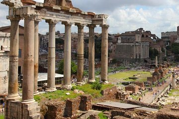 Postcard Rome Private Tour from your Accommodation in Rome