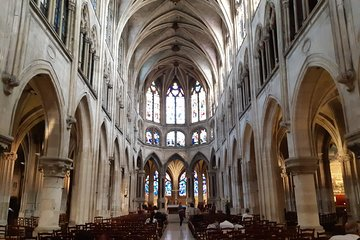 Notre-Dame, City Island and St Severin Church Guided Tour