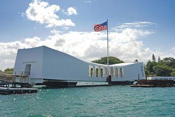 Half-Day Pearl Harbor and Honolulu Landmarks Tour