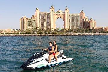 90 Minutes Dubai Palm Jumeirah Jetski Tour