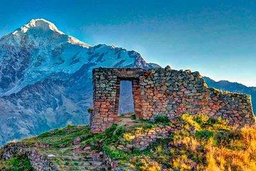 Original Inca trail to Machu Picchu / Classic 2 Days Inca Trail 2021 /