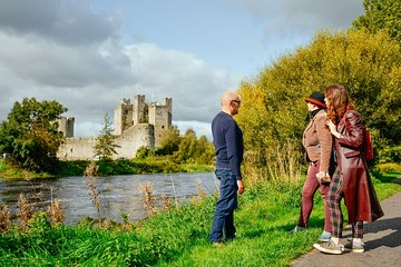 Private Medieval Day Trip with a Local: Trim Castle, Town & Whiskey Tasting