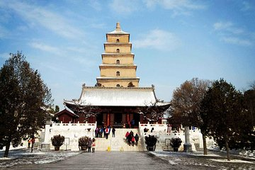 Essential Xian Tour of Terracotta Army Museum and Big Wild Goose Pagoda