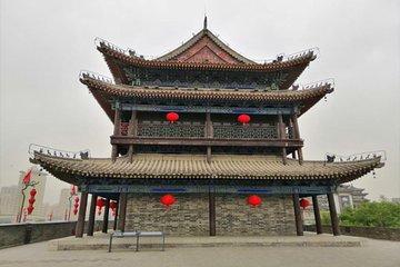 Xian City Wall, Xian Museum, Bell Tower Square & Muslim Quarter Private Day Trip