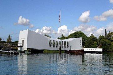 Tour 11H – Pearl Harbor, Mini Circle & Polynesian Cultural Center from Kona