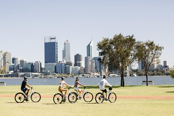 Perth Bike Tour - Majestic Foreshores and East Perth