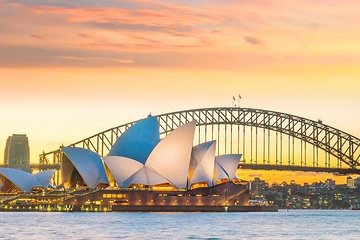 Best Sydney Private City Tour - Full Day (Rate per Group)