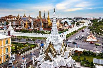 Bangkok Safari - Bangkok City Walking Tour (minimum 2 persons)