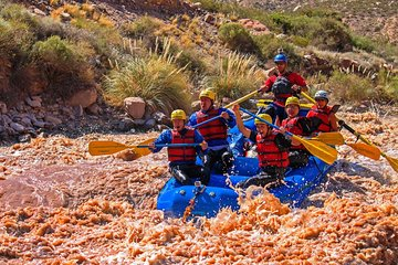 Full-Day Rafting Adventure in Mendoza River with Hotel Pick Up