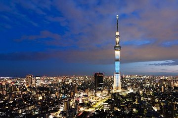 Half Day Walking Trip to Tokyo Skytree