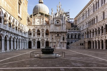 Welcome to Venice with Doge Palace
