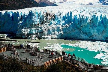 Full Day Tour to Perito Moreno Glacier with Navigation