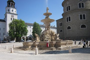 Sightseeing with the Sound of Music: A Salzburg Audio Tour