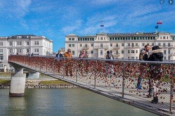 Private City Exploration Game of Salzburg