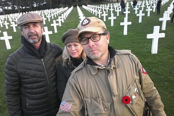 D-Day- Canadians - Normandy Private Tour from Le Havre